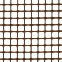 Rete Quadra 10 H 1 x L 10 m marrone