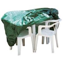 Fodera protettiva tavolo tondo - sedia