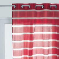 Tenda Yanae rosso 140 x 280 cm