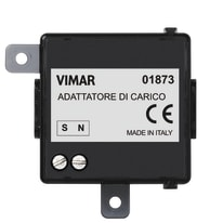 Regolatore Vimar 01873 adattatore di carico 230V nero