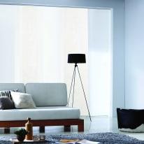Tenda a pannello 100% Lino beige 60 x 300 cm
