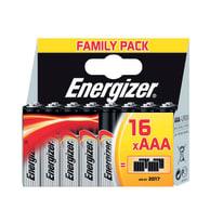 Pila alcalina ministilo AAA Energizer Classic FamilyPack