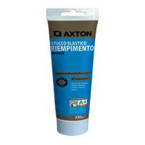 Stucco in pasta Axton Elastico liscio bianco 330 g