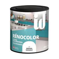 Vernice bianco Renocolor meringhe lucida 0,45 L