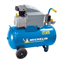 Compressore Michelin MB 50, 2 hp, pressione massima 8 bar