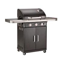 Barbecue a gas BBQ GAS LANDMANN REXTON 3+1 3 bruciatori