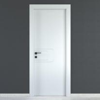 Porta da interno battente Seventy bianco 70 x H 210 cm dx