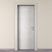 Porta da interno battente Hunk luna 60 x H 210 cm sx