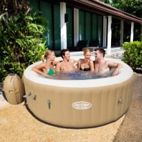Piscina idromassaggio Lay-Z Spa Palm Springs Bestway Ø 196 cm
