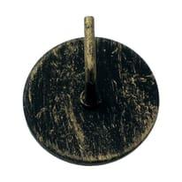 Supporti adesivi colore nero e oro