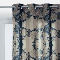 Tenda Selena blu 140 x 280 cm
