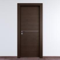 Porta da interno battente Wright wenix 90 x H 210 cm dx