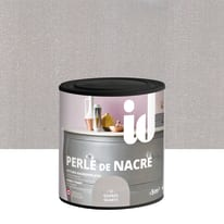 Vernice grigio Perle de nacre quarzo madreperlato 500 ml