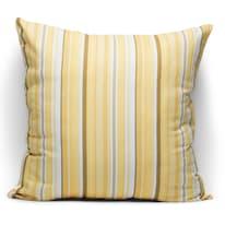 Fodera per cuscino Sepric giallo 60 x 60 cm