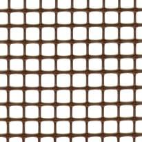 Rete Quadra 10 H 1 x L 5 m marrone