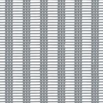 Rete Mistral H 1 x L 5 m argento