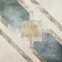 Piastrella Anni 70 48 x 48 cm multicolor