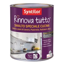 Smalto Rinnova tutto Syntilor Blu Blu 1 satinato 1 L