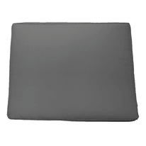Cuscino per coffee set Lipari grigio grigio 45 x 56 cm