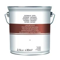 Impregnante ad acqua ad acqua incolore satinato 2,5 L