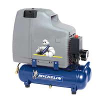 Compressore coassiale Michelin Air Paint 6, silenziato, 1 hp, pressione massima 8 bar