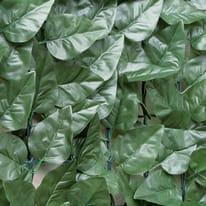 Siepe artificiale Divy Laurus Eco L 3 x H 1 m