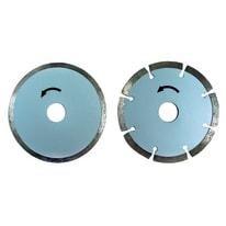 Disco diamantato a corona continua, segmentata Ø 115 mm