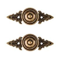 2 pomoli bronzo opaco