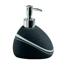 Dispenser sapone Oxidia grigio/bianco