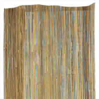 Canniccio naturale Arella Mezza Canna 150x300 cm L 3 x H 1,5 m