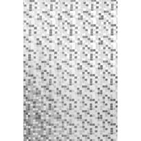Tenda doccia Mosaico L 180 x H 200 cm