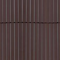 Cannicciato doppio sintetico Colorado marrone L 5 x H 1,5 m