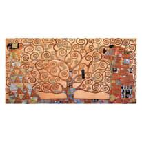 quadro su tela Albero della vita 50x100