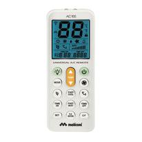 Telecomando universale AC100 140 g