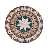 Rosone Ancona multicolor 60 x 60 cm