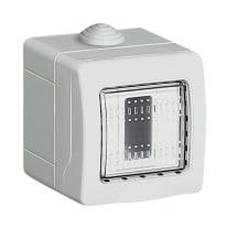 Contenitore da parete Idrobox IP55 1 modulo