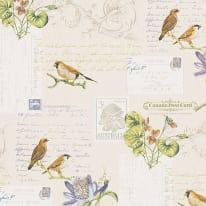 Carta da parati Cartolina multicolor 10 m