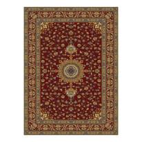 Tappeto Bechir rosso 160 x 235 cm