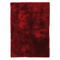 Tappeto Shaggy coccole rosso 120 x 170 cm