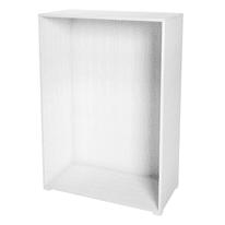 Struttura Spaceo bianco L 90 x P 45 x H 128 cm