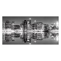 quadro su tela Ny skyline 50x100