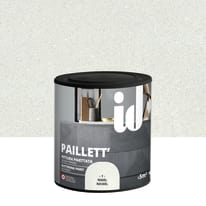 Vernice argento Effetto paillette 500 ml