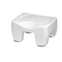 Sedile vasca in ABS bianco