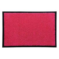 Zerbino Wash&clean rosa 40 x 60 cm