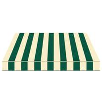 Tenda da sole a caduta cassonata Tempotest Parà 300 x 250 cm beige/verde Cod. 809