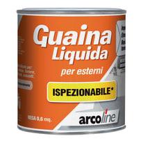 Impermeabilizzante tetti, terrazze, coperture Guaina Liquida trasparente 0.75 L
