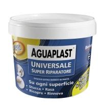 Stucco in pasta Aguaplast Super Riparatore liscio bianco 500 g