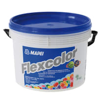 Stucco per fughe in pasta Flexcolor grigio medio 5 kg