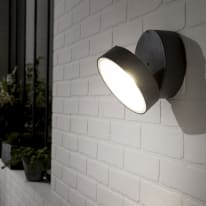 Applique orientabile led integrato Pando 1700Lm
