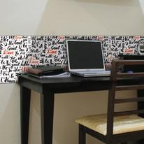 Sticker Foam Tile Love